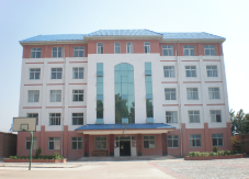 石家莊冀中醫學院女生公寓樓