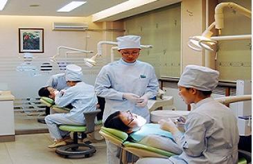 石家莊冀中醫學院口腔實驗室